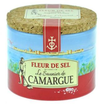 Salz: Fleur de Sel de Camargue 125g