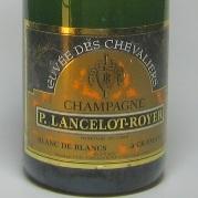 """Champagne Brut """"Grand Cru"""" Blanc de Blancs"""