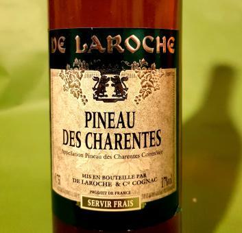 Pineau des Charentes AOC  Blanc 17%