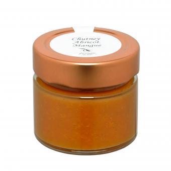 Süße Beilage: Chutney Aprikosen-Mango (100g)