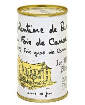 Galantine de Dinde: Terrine mit 20% Enten-Foie Gras 190g