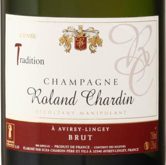 """Champagne demi-sec """"Tradition"""""""